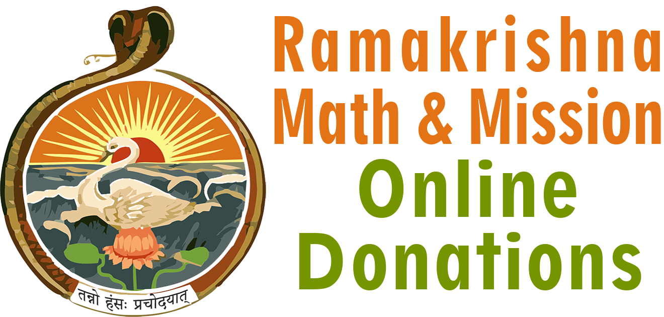 Ramakrishna Math and Mission Online Donations